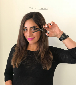 Master Hairdresser Kanaz